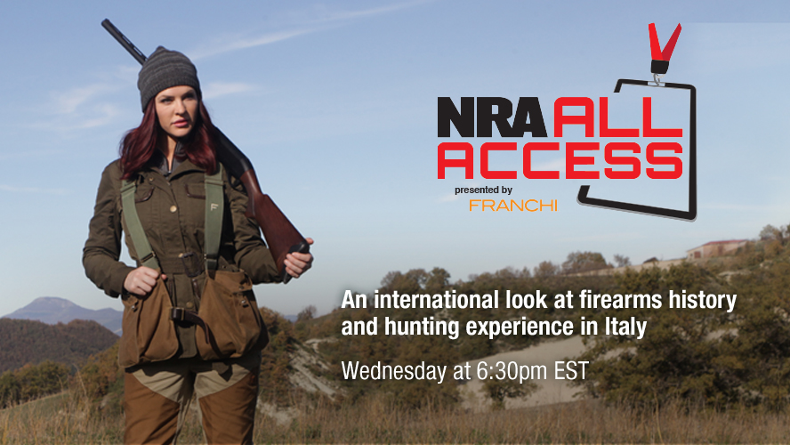 Sneak Peek at Next Week's NRA All Access!