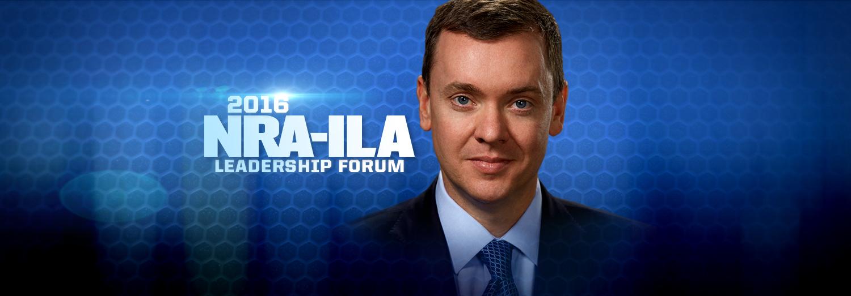 Chris W. Cox at 2016 NRA-ILA Leadership Forum