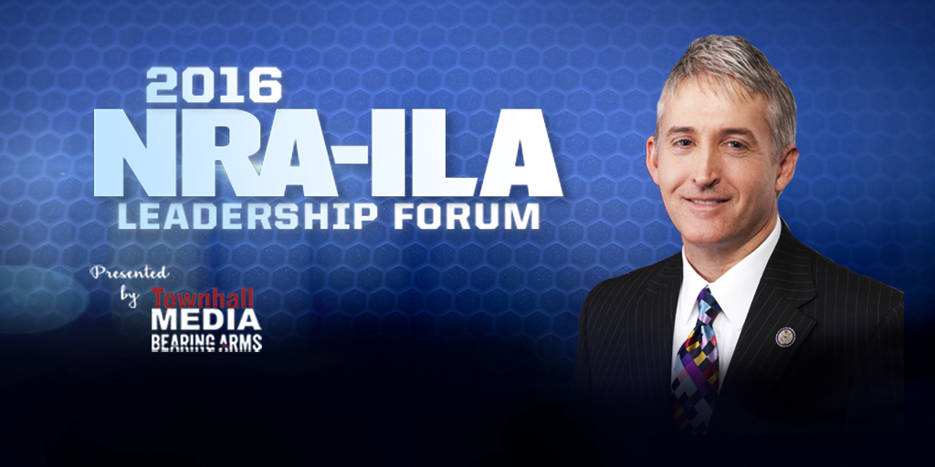 Watch: Congressman Trey Gowdy's Speech at the 2016 NRA-ILA Leadership Forum