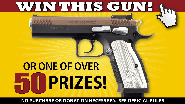 Win this gun!