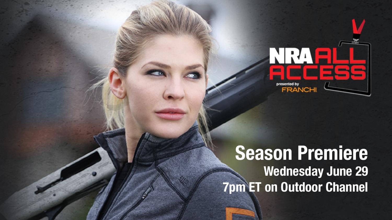 Sneak Peek at NRA All Access Season 6!