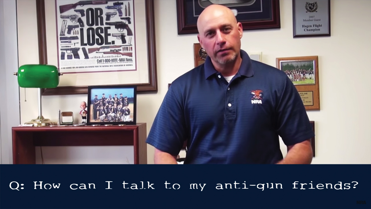Ask Me Anything: How can I talk to my anti-gun friends?
