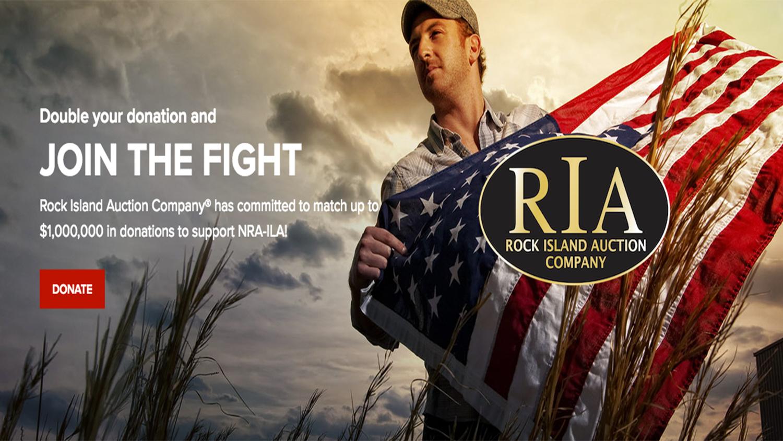 Rock Island Auction Freedom Challange