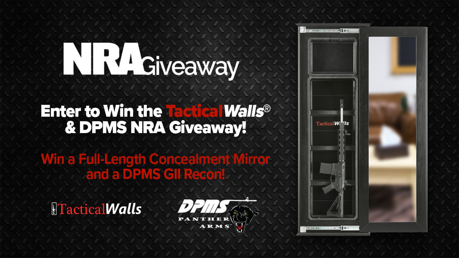NRA Giveaway