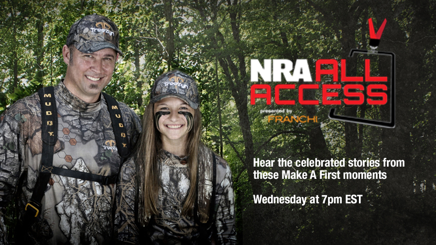 Sneak Peek at Next Week's NRA All Access