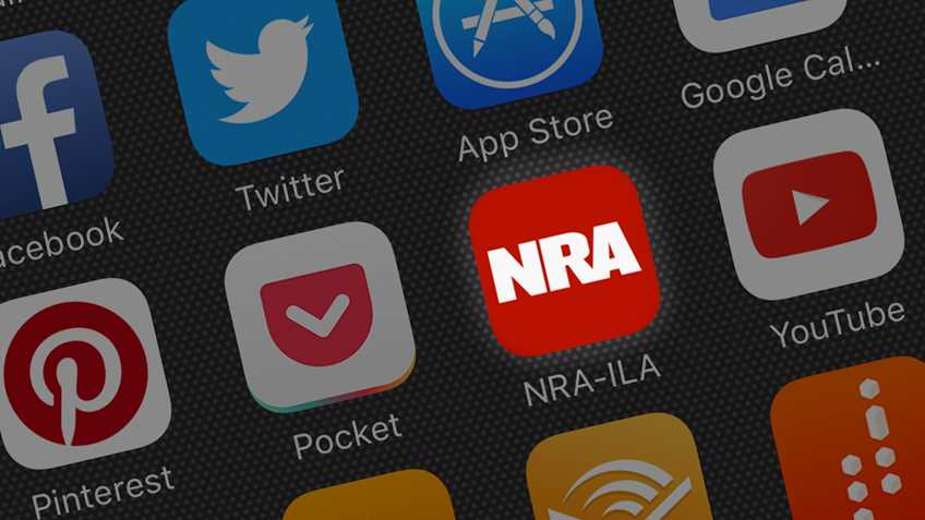 Download The Official Nra Ila App Today