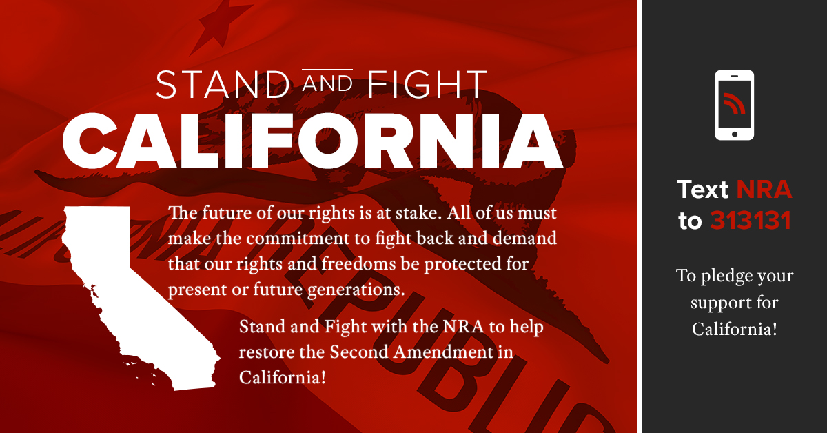 nra ila stand and fight california