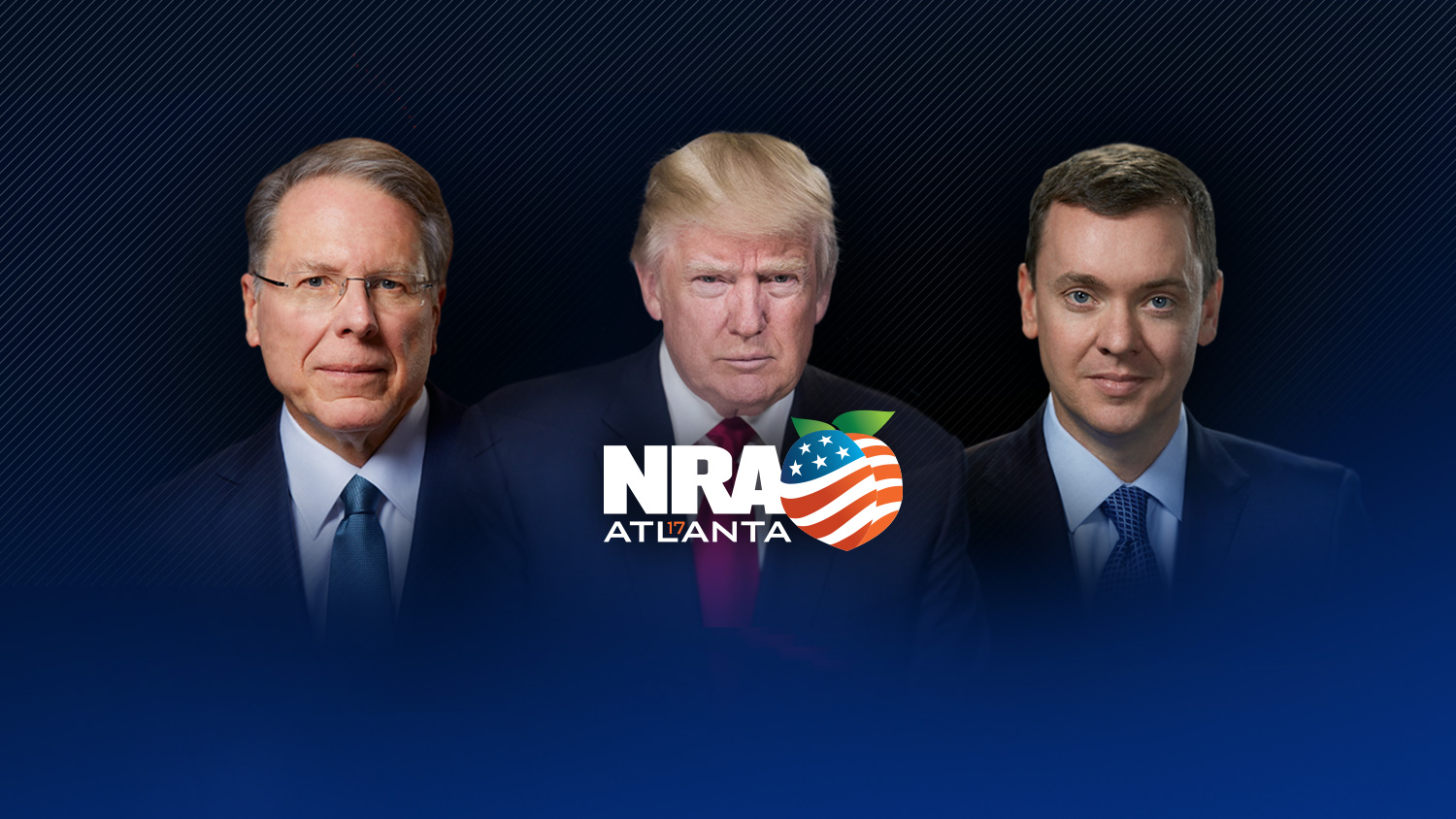 ICYMI: Wayne LaPierre, Chris W. Cox & President Donald Trump: 2017 NRA-ILA Leadership Forum