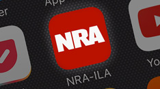 Download the Official NRA-ILA™ App
