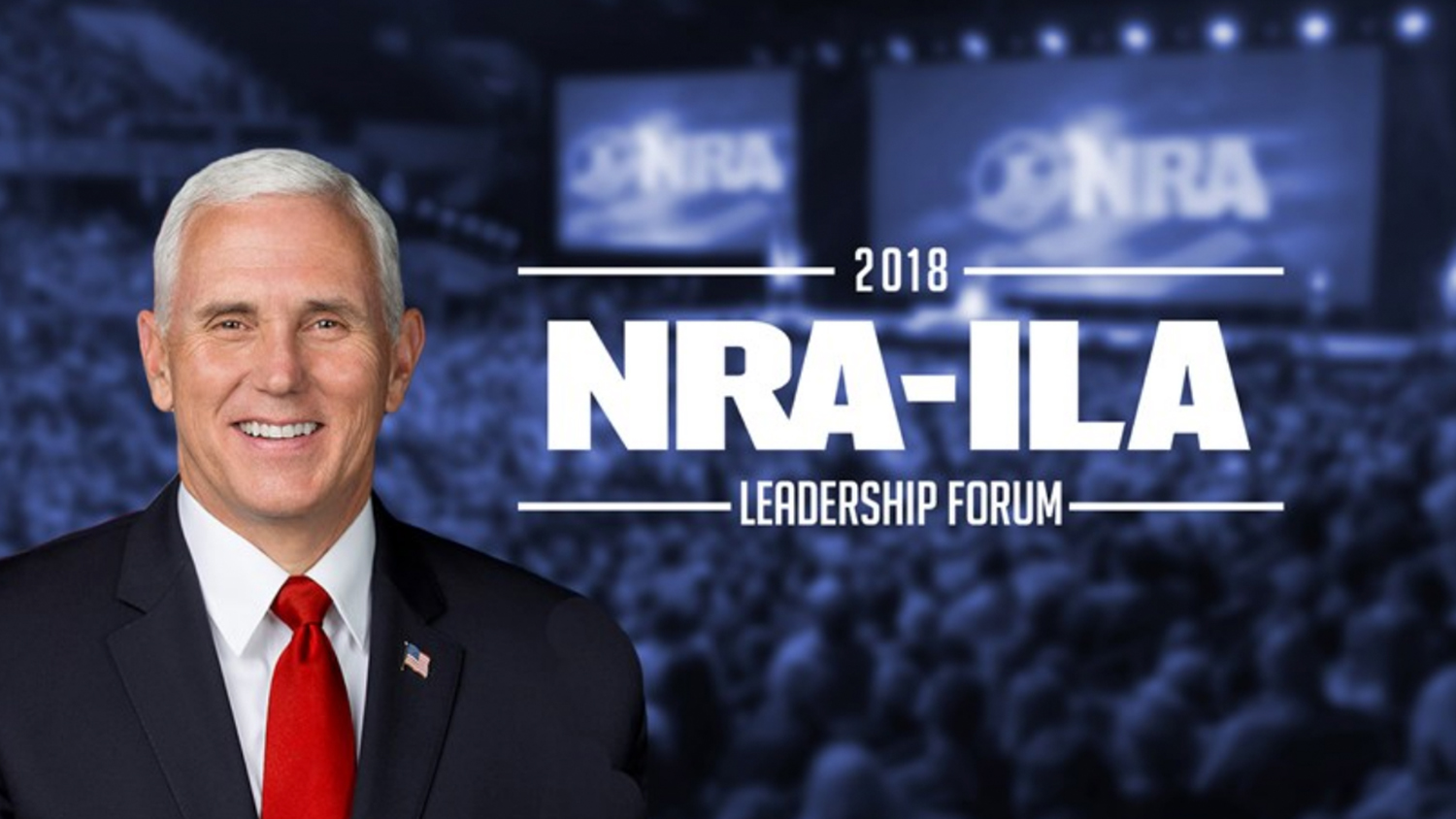 Get Your NRA-ILA Leadership Forum Tickets