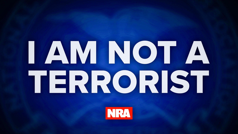 Wayne LaPierre: NRA's 5 Million Members Are Not Terrorists