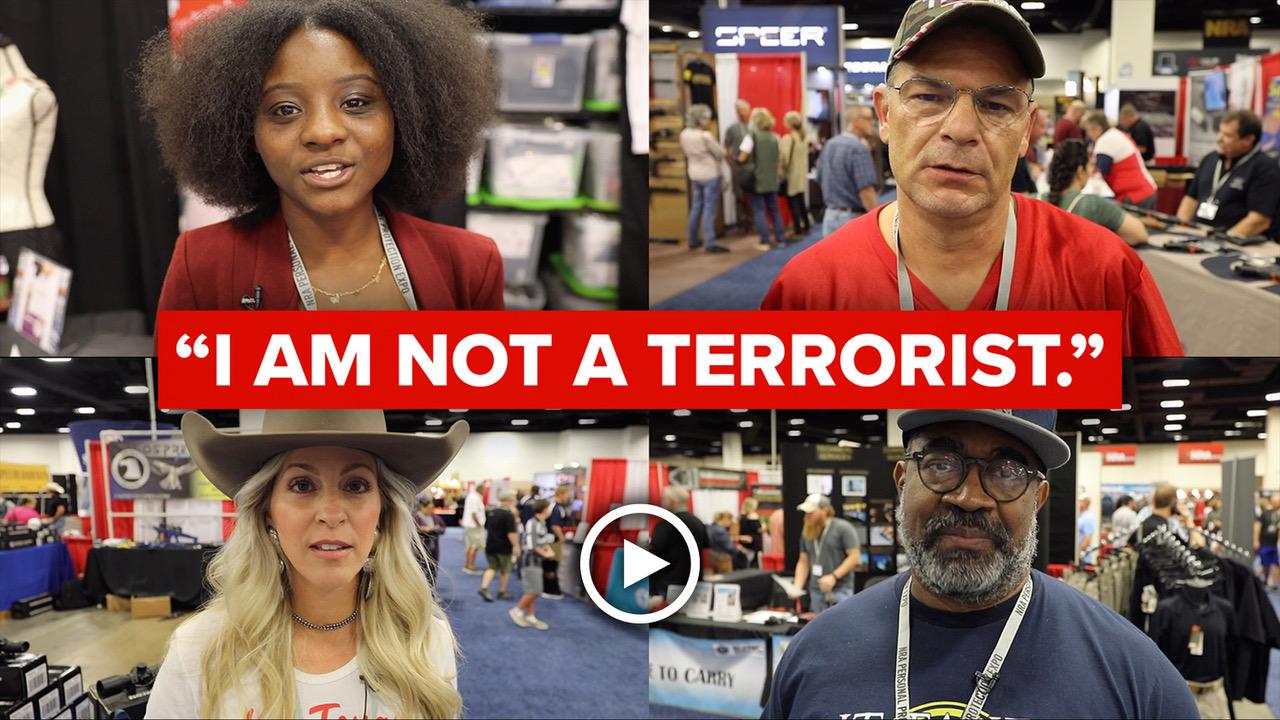 Dear San Francisco: I am not a terrorist.