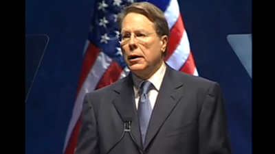 NRA EVP Wayne LaPierre: 2007 Meetings