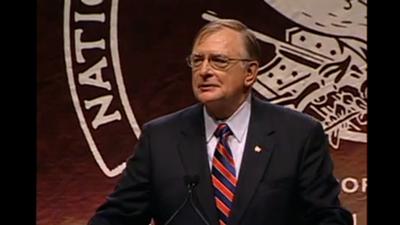 NRA President Kayne Robinson: 2005 Meetings