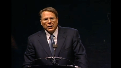 NRA EVP Wayne LaPierre: 2005 Meetings