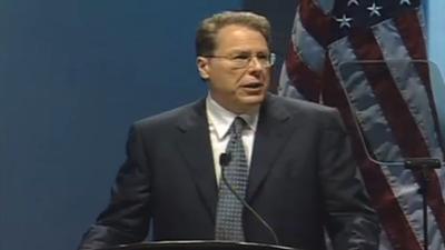 Wayne LaPierre: 2003 Meetings