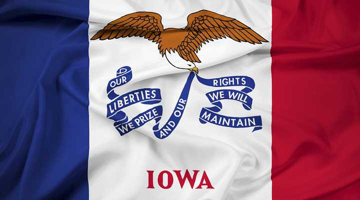 Iowa: Constitutional Amendment Suffers Setback