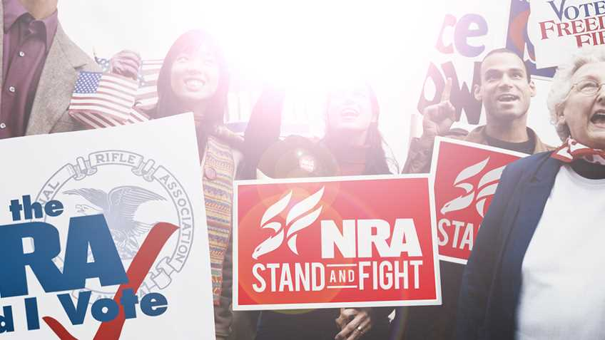 NRA-ILA Grassroots on the Ground in Atlanta