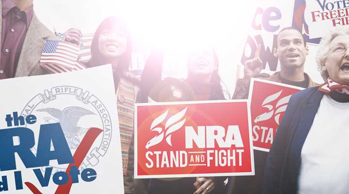 Work Locally with Your NRA-ILA Campaign Field Representative