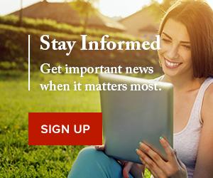 Stay Informed 15
