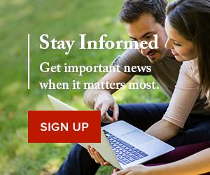Stay Informed 10