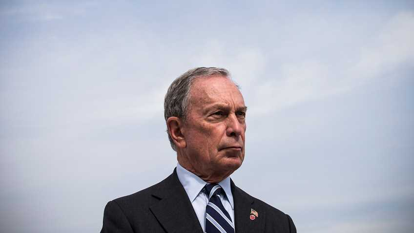 Bloomberg Can't Quite Give Up His Presidential Dreams
