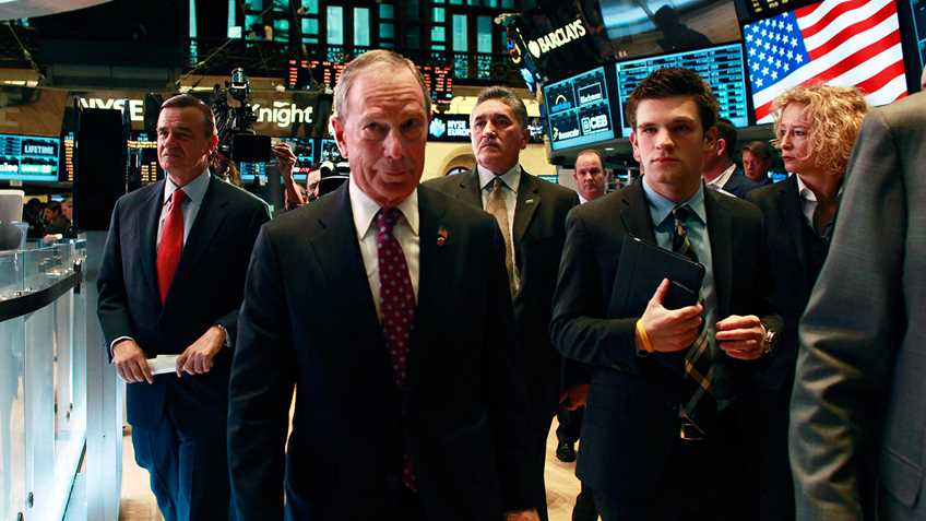 Audio of Bloomberg's Racially-Charged Gun Control Comments Surfaces