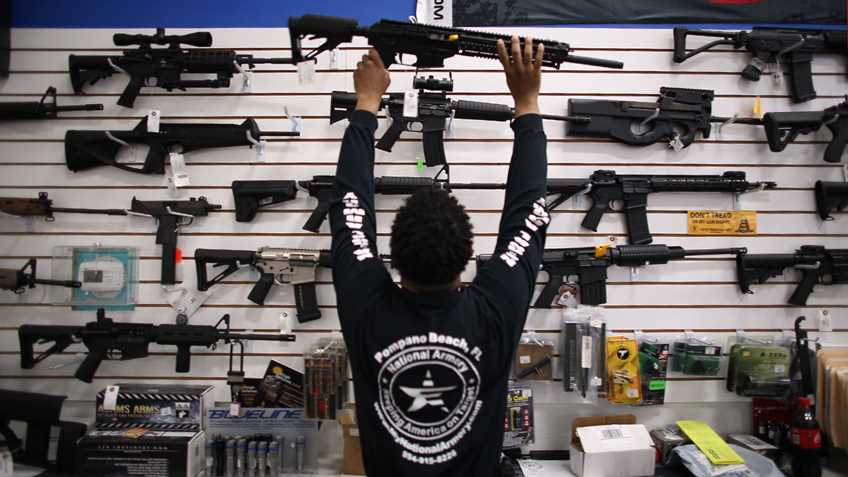 Yet Another Record-Setting Month for Firearm Purchases