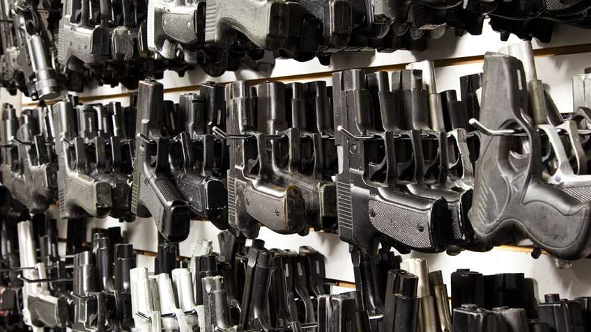 Summer 2015: New Record for Gun Sales?