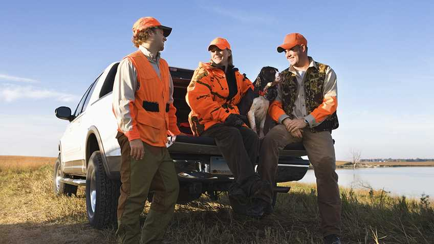 New York:  Sportsmen's Day at the Capitol Next Week