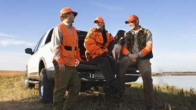 South Dakota: Hunter Voter Legislation to be Heard Tomorrow in Committee