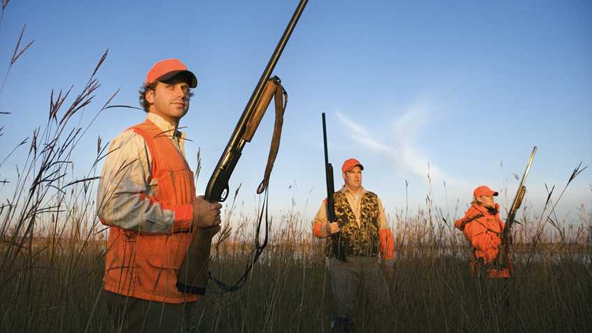 NRA Fighting to Protect Texans' Right to Hunt & Fish