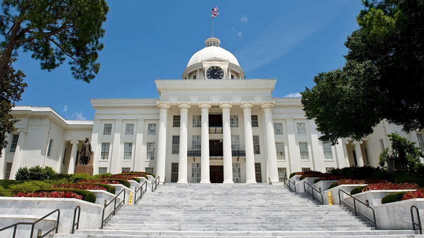 Alabama: Legislature Adjourns Sine Die