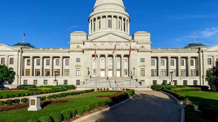 Arkansas: Multiple Pro-Gun Bills Introduced in Legislature