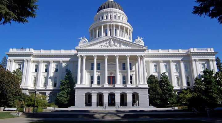 California Legislature Reconvenes