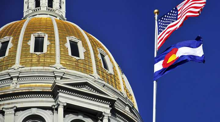 Colorado: Legislature Adjourns from Legislative Session