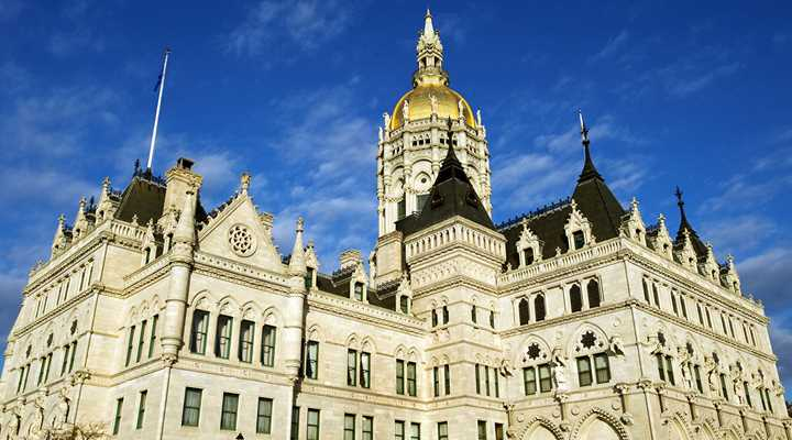 Connecticut: Legislature Adjourns Sine Die