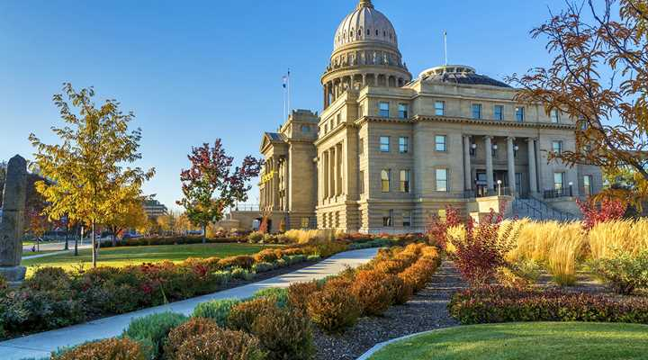 Idaho: Legislature Adjourns Sine Die