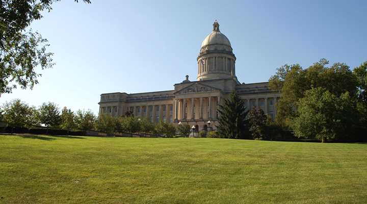 Kentucky: Legislature Adjourned Sine Die