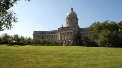 Kentucky: Legislature Adjourns Sine Die