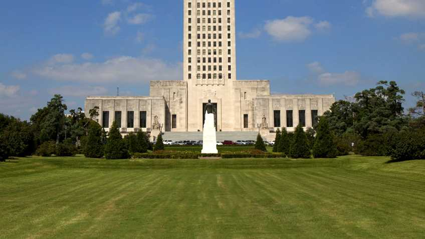 Louisiana: State Legislature Adjourns Sine Die
