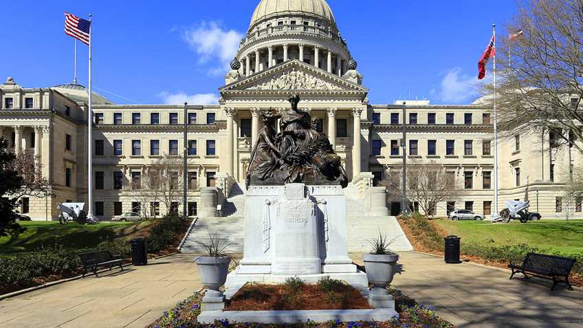 Mississippi: Bills Filed in Jackson to Reduce Concealed Carry Permit Fees