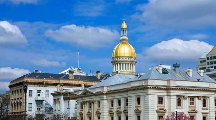 New Jersey: Smart Guns and Attack on Right to Carry Advance, Veto Override Postponed