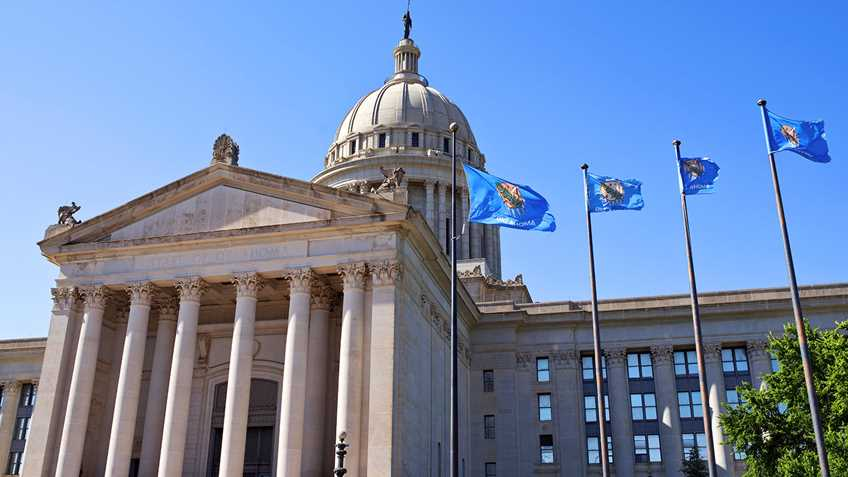 Oklahoma: Senate to Consider Self-Defense Legislation TODAY