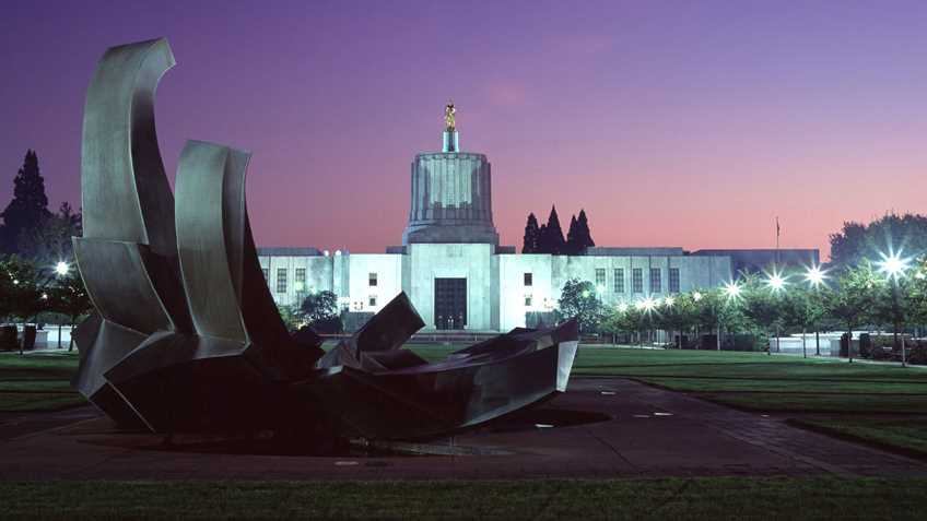 Oregon: Anti-Gun Bill would Violate Right to Due Process