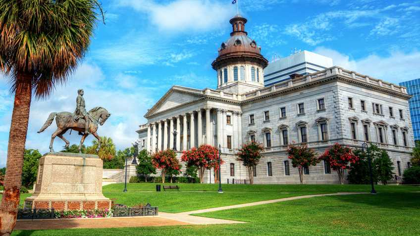 South Carolina: House Passes Constitutional/Permitless Carry Bill