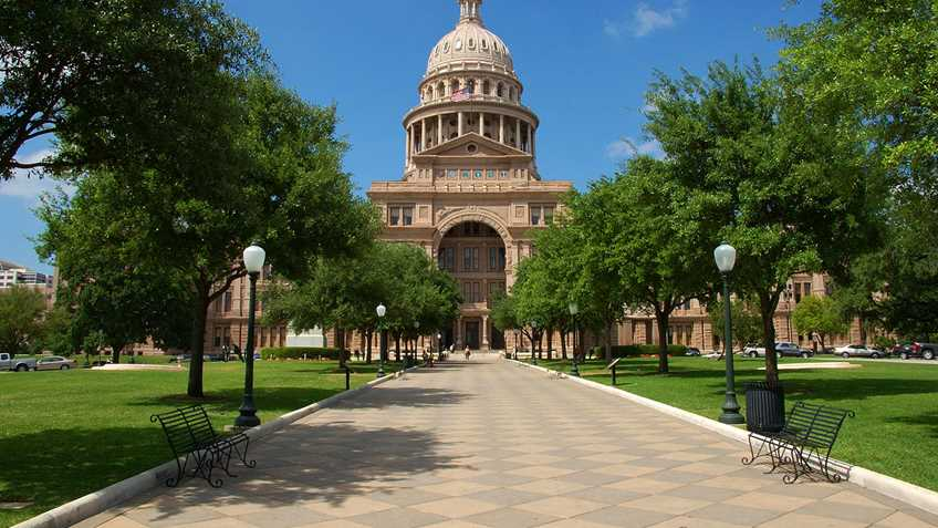 Texas: NRA-Backed Campus Carry and Open Carry Bills to be Considered in Texas Senate and by House Committee Next Week!