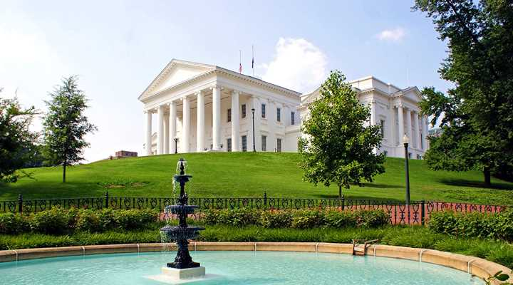Virginia: General Assembly Passes Capitol Gun Ban