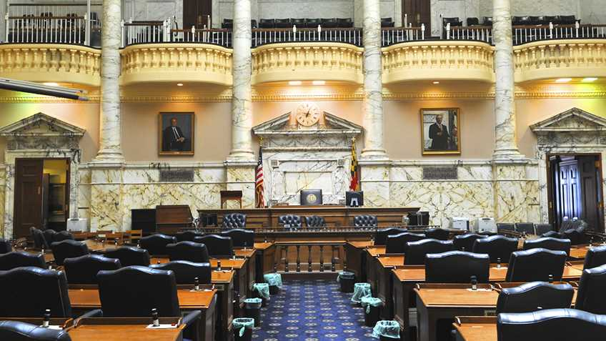 Maryland: Multiple Gun Control Bills on the Move