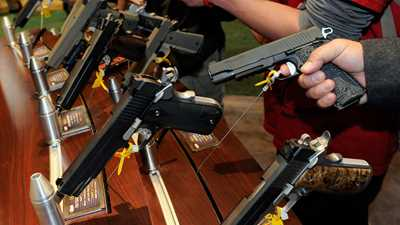 Media Fail: Americans' Gun Purchases Are Soaring